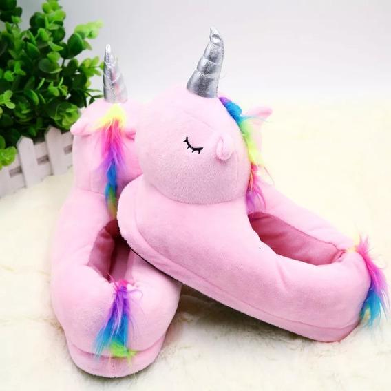 Pantuflas Unicorniox2 Envio Gratis