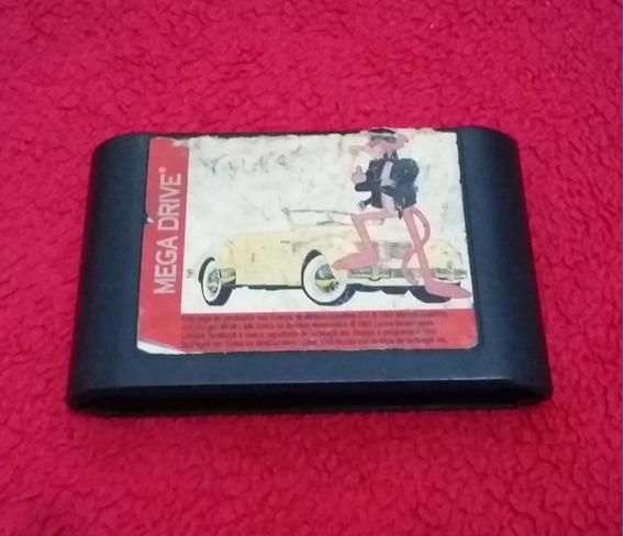 Pink Goes To Hollywood Pantera Cor Rosa Original Mega Drive