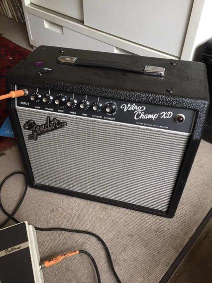 Amplificador Fender Vibro Champ Xd - Amplificadores no