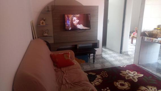 (ref: 4752) Apartamento Cdhu- Itanhaém/sp - Guapiranga