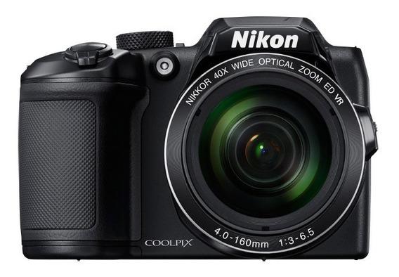 Câmera Nikon Coolpix B500