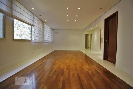 Apartamento No 3º Andar Com 3 Dormitórios E 2 Garagens - Id: 892967307 - 267307