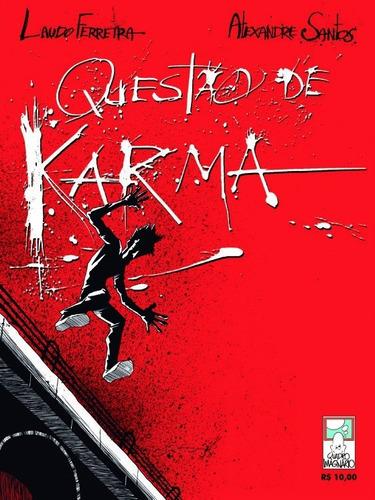 Questão De Karma Quadrinhos Sobre Culpa Cristã