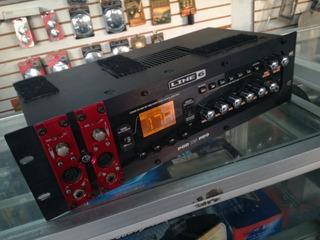 Pedal Line6 Pod X3 Pro Doble Guitarra Bajo Y Voz