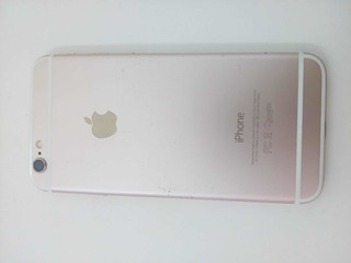 iPhone 6 Dourado 64gb Sem Biometria