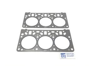Junta Cabeçote Par Dodge Dakota Ram 3.9 V6 12v Ehc Gasolina