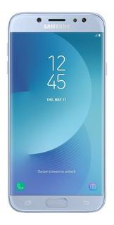 Samsung Galaxy J7 Pro J730g 64gb Dual 13mp Azul Mancha Tela