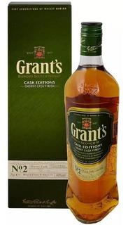 Whisky Grants Sherry Cask Edition Escoces Envio Gratis Caba