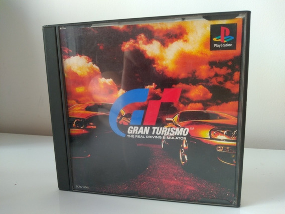 Jogo Gran Turismo Playstation 1 Ps1 Original