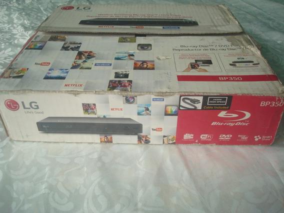 Blu Ray Dvd Player Bp350 Con Accesorios