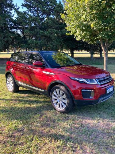 Range Rover Land Rover Evoque 2017 2.0 Hse 240cv