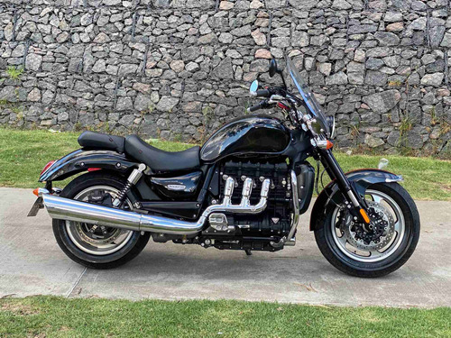 2016 Triumph Rocket Iii Roadster