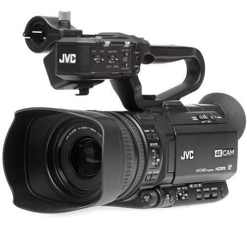 Filmadora Jvc Gy-hm250u 4k Streaming