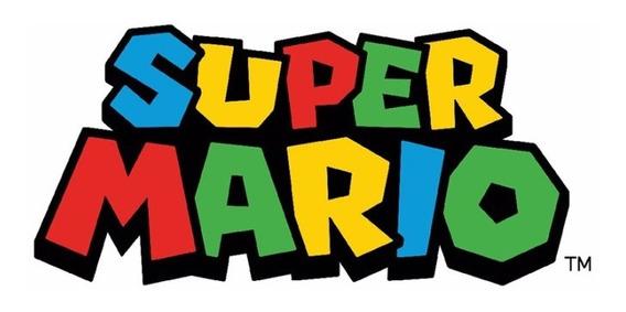 Vinilos Decorativos Mario Bros 100 X 150 Cm Aprox.