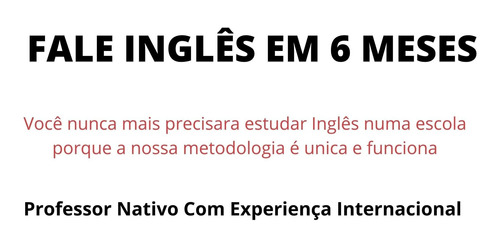 Aula De Inglês Online(remoto) Ao Vivo Professor Nativo