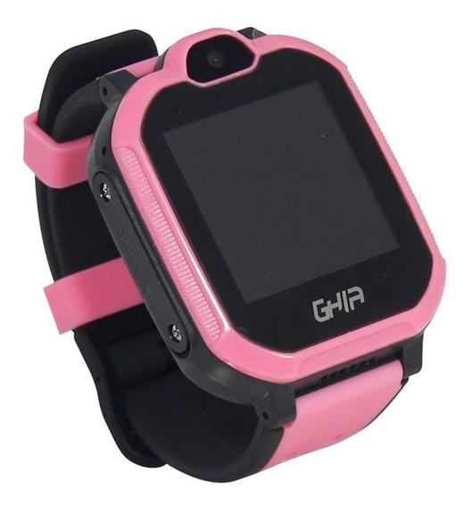Ghia Smart Watch Kids 4g Touch, Linterna, Camara Y Simcard