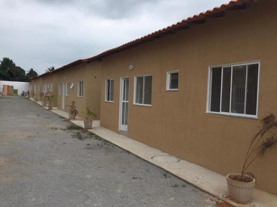 Casa Em Vista Alegre, São Gonçalo/rj De 51m² 1 Quartos À Venda Por R$ 99.000,00 - Ca334215