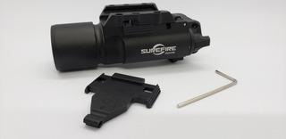 Lanterna Tática X300 500 Lúmes Trilho 20mm Airsoft Policial