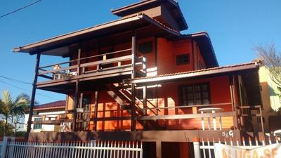 Casa Em Campeche, Florianópolis/sc De 200m² 4 Quartos Para Locação R$ 600,00/dia - Ca114811