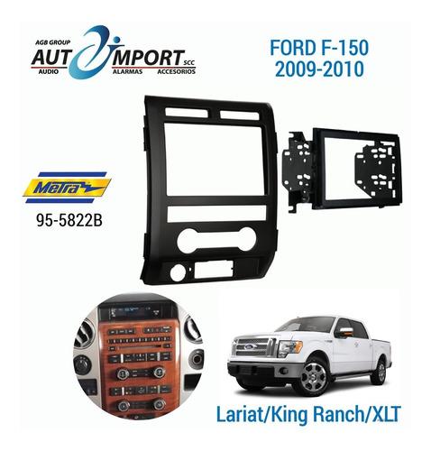 Adaptador De Radio  Ford F-150 F150 09-10 Metra