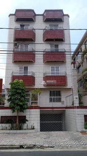 Imagem 1 de 12 de Apartamento De 1 Dormitório Na Tupi, Em Praia Grande - Ap2571