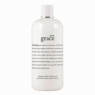 Philosophy Pure Grace Shampoo Bath - Gel De Ducha 480ml 16 O