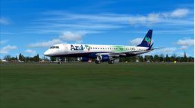 Aeronave Fsx - Encomendas Especiais