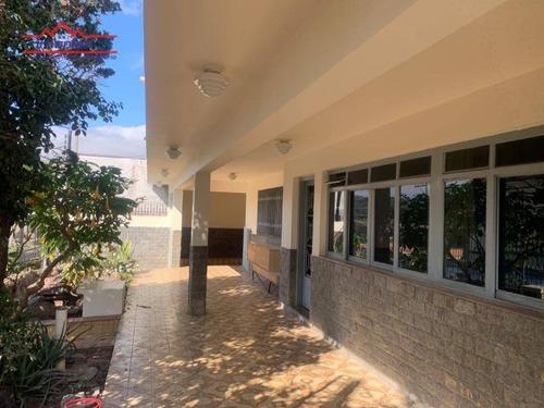 Imagem 1 de 21 de Casa Terréa Para Venda Ou Locação - Ideal Para Casa De Repouso - Clinicas Médica E Etc - Ca4164