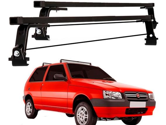 Rack Teto Bagageiro Fiat Uno 2 Portas 1984 A 2013 Quadrado