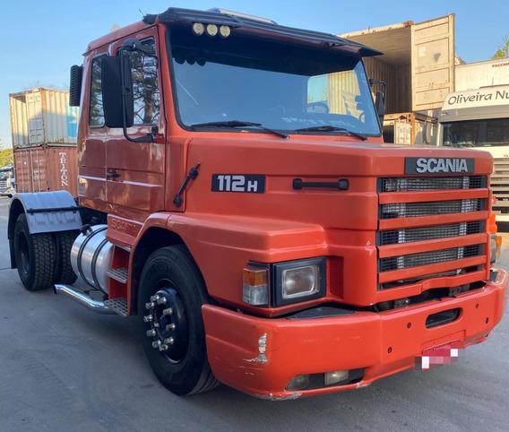 Scania 112h 360 4x2 1982