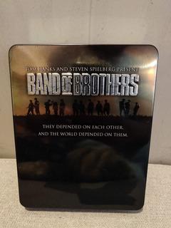 Band Of Brothers - Edição Especial Lata - Blu-ray