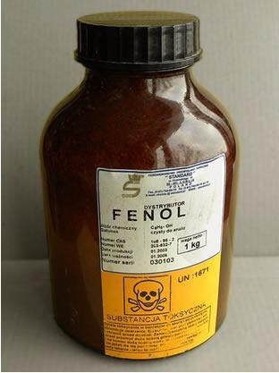 Resultado de imagen para fenol