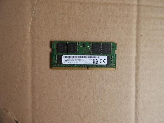 Micron 8gb 2rx8 Ddr4- 2133 - Note - Mini Dell - Hp - Ok