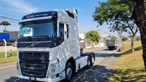 Imagem 1 de 15 de Volvo New Fh 540 Globetrotter 6x4 2021 Zero Km