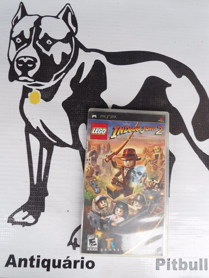 Lego Indiana Jones The Original Adventure Psp
