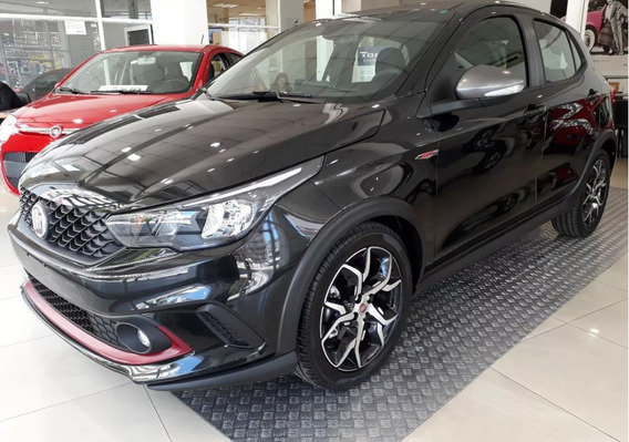 Fiat Argo 2020 0km Retira $90.000 O Tomo Usado Solo Dni X-