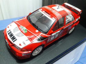 Autoart 1:18 Mitsubishi Lancer Evo Wrc