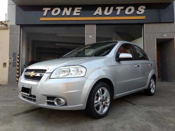 Chevrolet Aveo 2010 1.6 Lt Gnc Toneautos