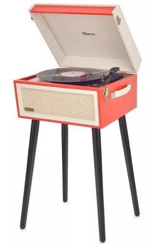 Vitrola Raveo Arena Fm Usb Bluetooth Toca-discos 10w Bivolt