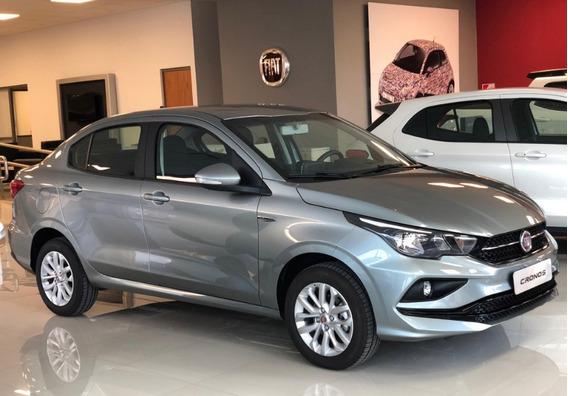Fiat Cronos 0km 2020 - Retira Con $80.000 Y Cuotas - L