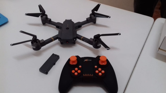 Global Drone Helicoptero Wifi Com Controle Remoto