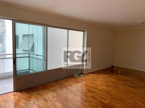Imagem 1 de 13 de Apartamento Com 2 Dormitórios À Venda, 115 M² Por R$ 1.210.000,00 - Indianópolis - São Paulo/sp - Ap7618