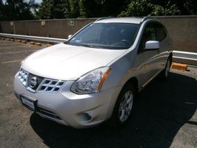 Nissan Rogue 2013 5p Sense Sl 2wd Tela Cvt 2.5l