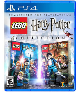 Lego Harry Potter Collection Ps4 - Hobbiegames.cl