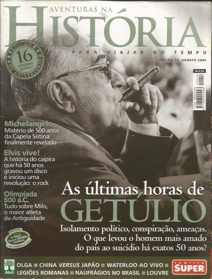 Revista Aventuras Da História