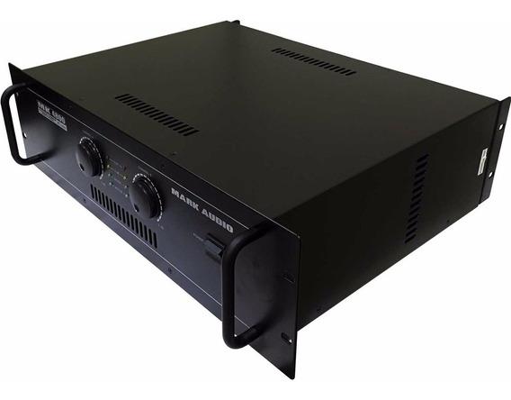 Amplificador Mark Audio Mk 4800 - Maxcomp Musical