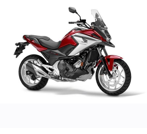 Moto Honda Nc 750 X 0km 2020 Azul
