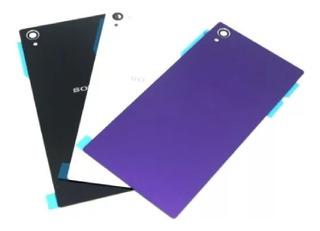 Kit Tapa Trasera Repuesto Sony Xperia Z2 + Vidrio Templado