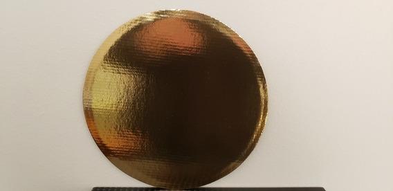Disco Base Torta Oro 26cm X 100