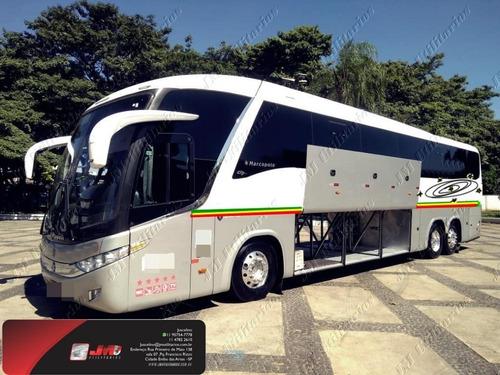 Paradiso 1200 G7 Ano 2013 Scania K380 46 Lug Jm Cod.1373